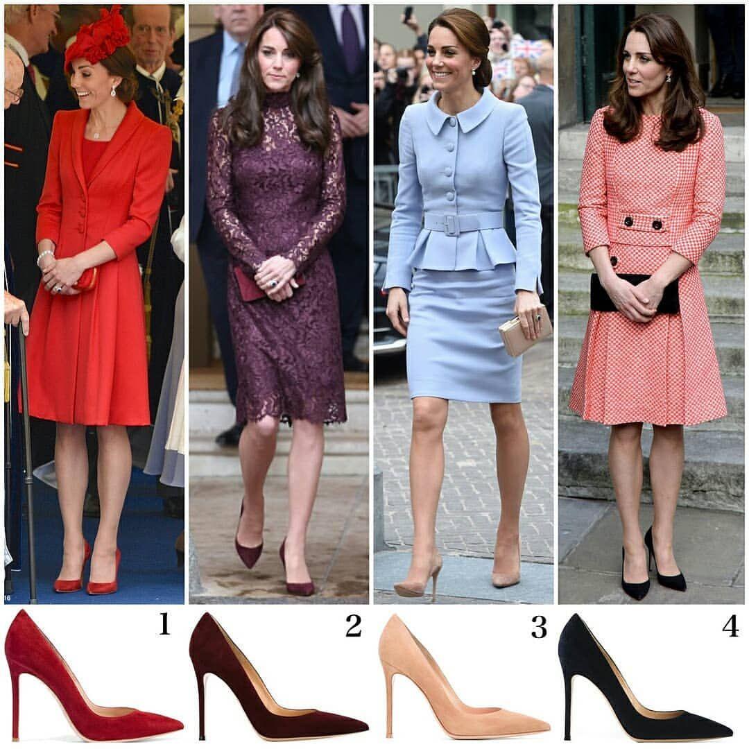 Vestido De Costura Da Princesa Kate