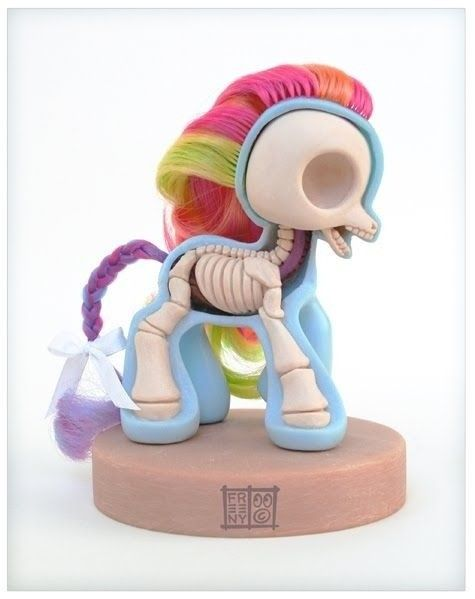 Anatomy Of A Toy | Pony, MLP and Stuffing