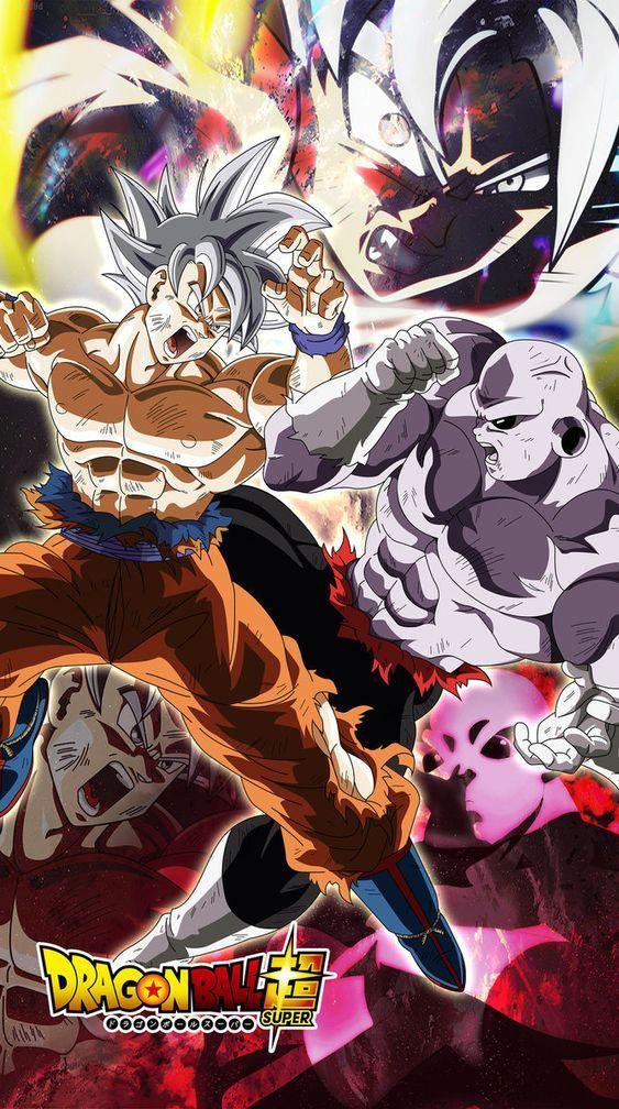 Goku Nivel Instinto Supremo Dragon Ball Gt Goku Desenho