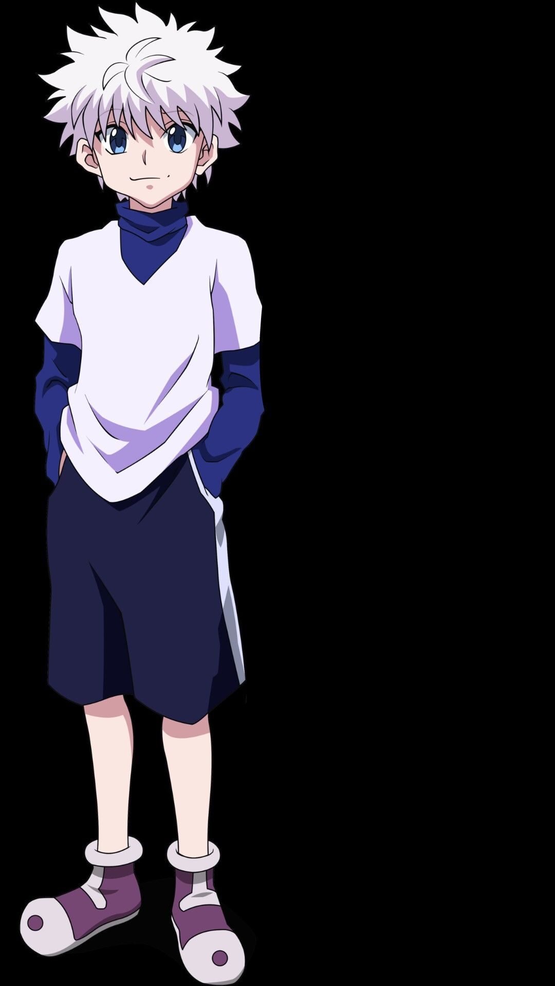 Killua Hunter Anime Hunter X Hunter Anime Wallpaper Phone