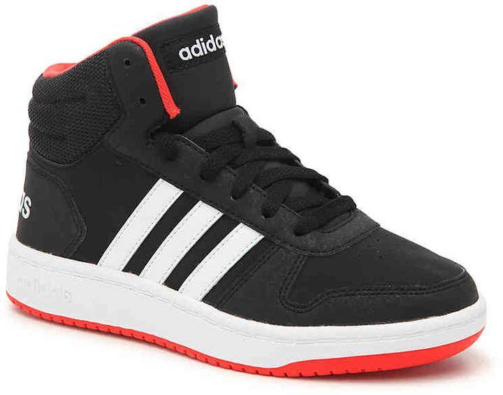 e58b995e81e97 wholesale adidas hoops mid 2 toddler youth high top sneaker boys ccb64 24767