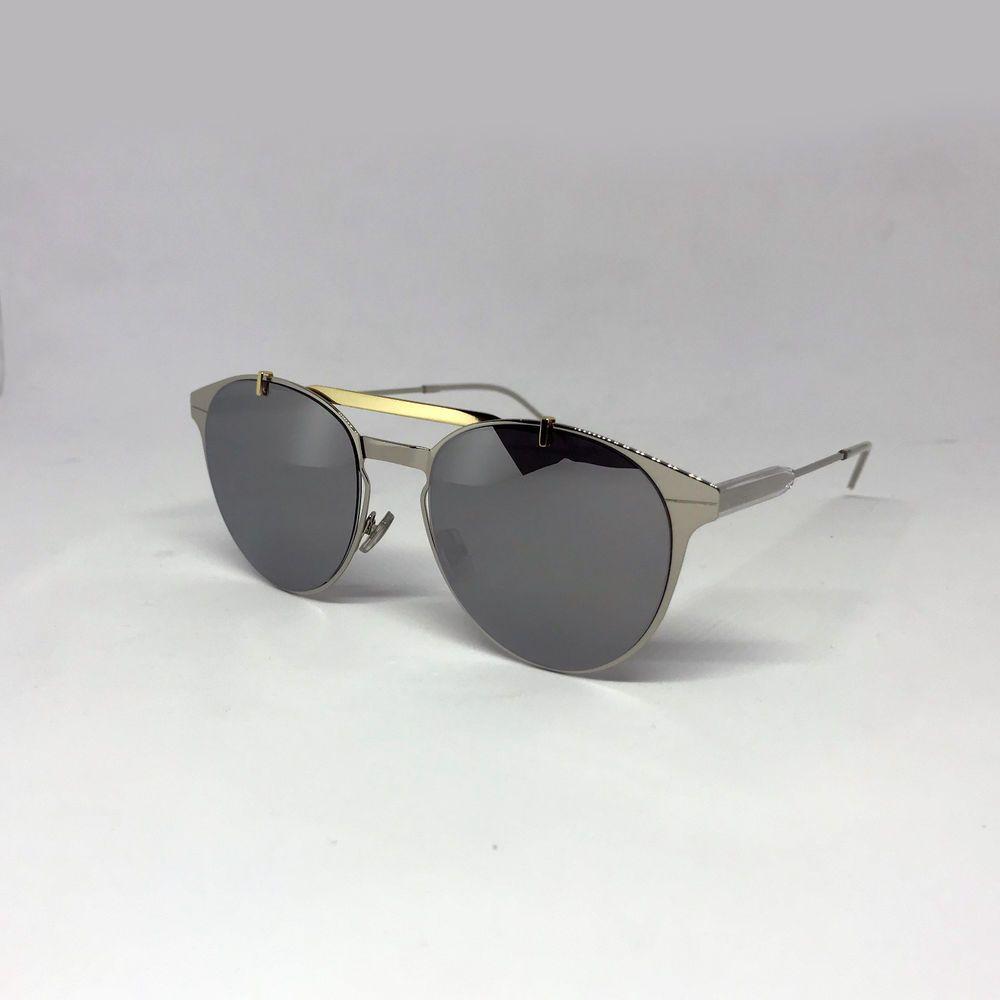 d5726398020 New Christian Dior Homme Motion 1 6LBDC Gold Silver Sunglasses Men Women  Genuine  fashion