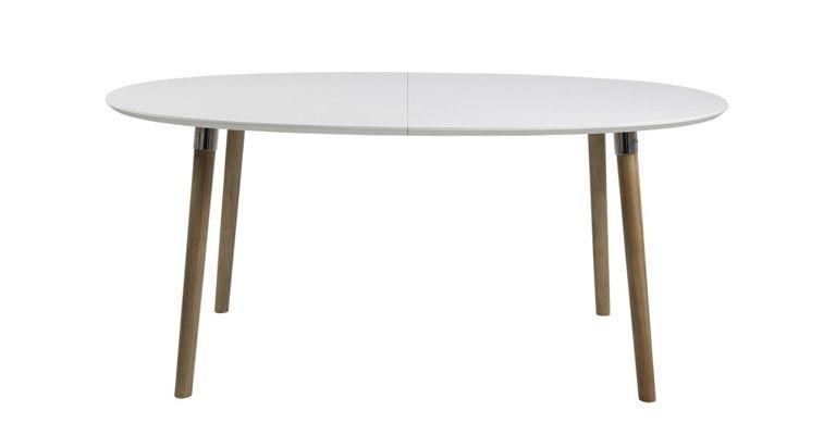 nowoczesny stół rozkładany w skandynawskim stylu belina actona company 100x 170-270. 1800 zł