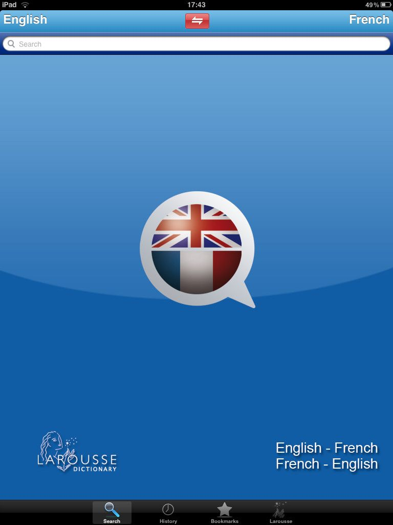 Larousse English French Dictionary Best French Apps For Middle