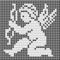Filet crochet, crochet patterns, free, dolies, hat, crocheting, crochet charts and motifs - www.free-crochet-patterns.rucniprace.cz