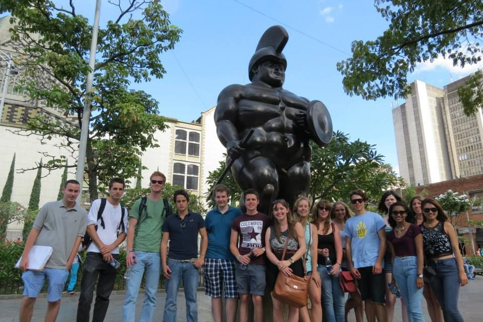 Learn more about our internships in Colombia  We offer