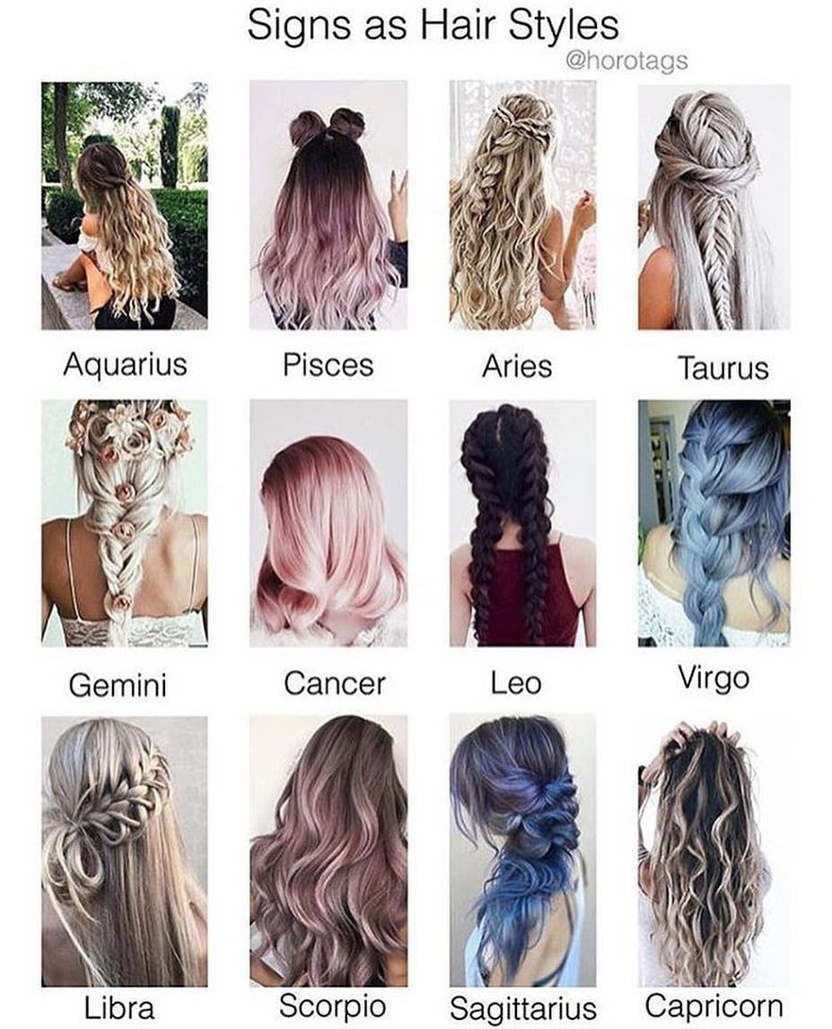 Follow Zodiacish For More Feel Free To Turn On My Post Notifications What Did You Get Hairstyles Zodiac Signs Hairstyle Zodiac Zodiac Sign Fashion