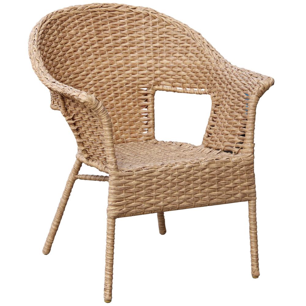 Banana Leaf Chair, Caramel in 2020   Banana leaf chair ...