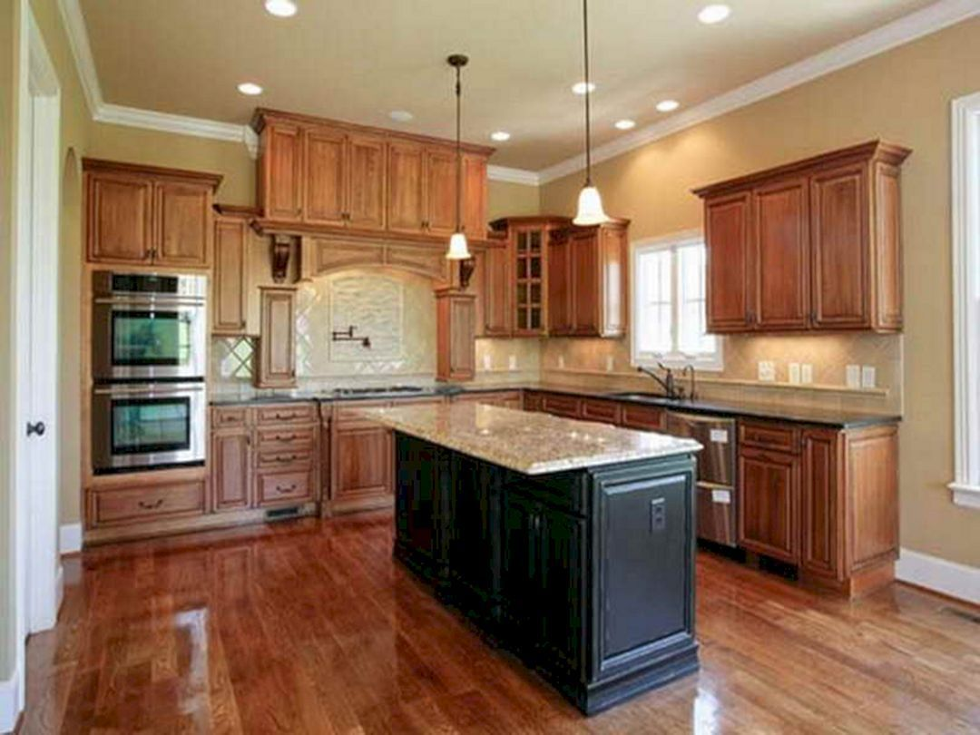 40 Best Kitchen Wall Paint Colors In Your Home Kitchen Idea Maple Kitchen Cabinets Buy Kitchen Cabinets Kitchen Design