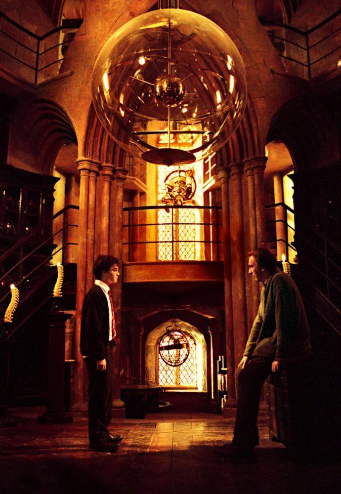 HARRY POTTER AND THE PRISONER OF AZKABAN, Daniel Radcliffe, David Thewlis, 2004, © Warner Brothers