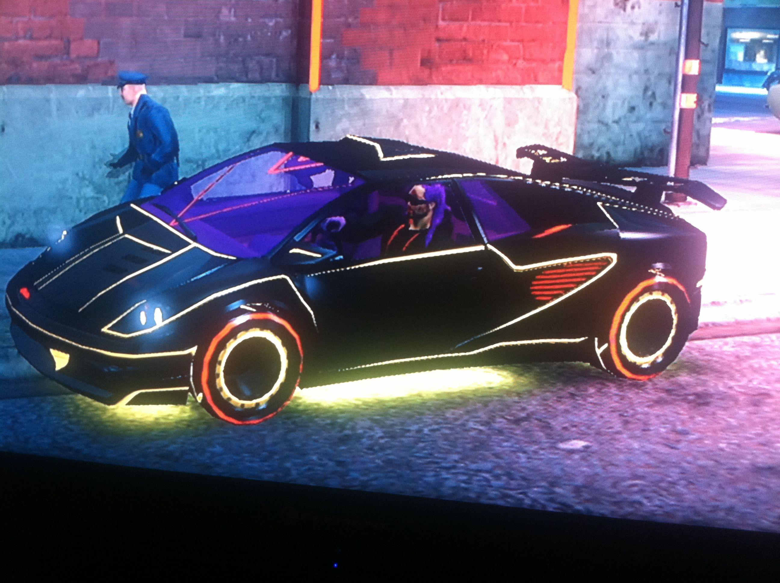 Saints Row  Car Pictures