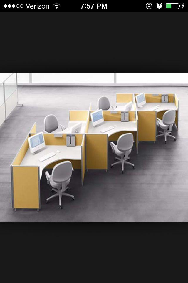 Bureau pour ordinateur bureau travail ordinateurs module baies espace travaux conception moderne de bureau bureaux modernes