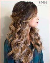 27 Wunderschöne Frisuren für lange Haare | StayGlam Best Wedding Frisuren