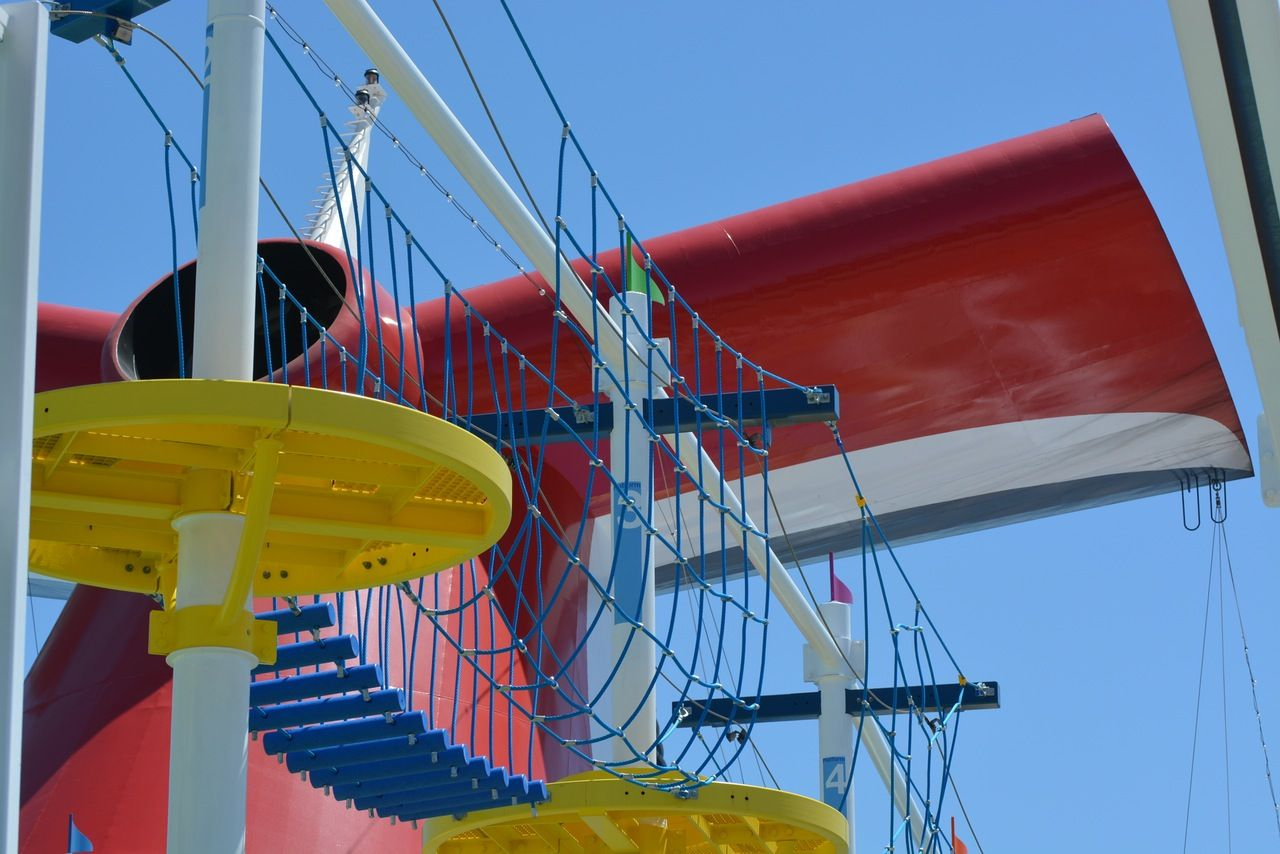 """I just posted """"Carnival Vista"""" to Exposure"""