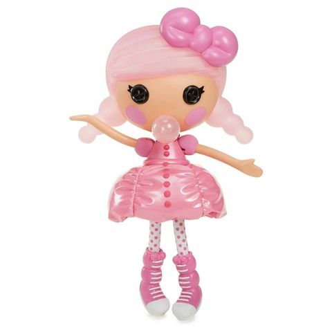 Lalaloopsy Doll- Bubble Smack 'N' Pop