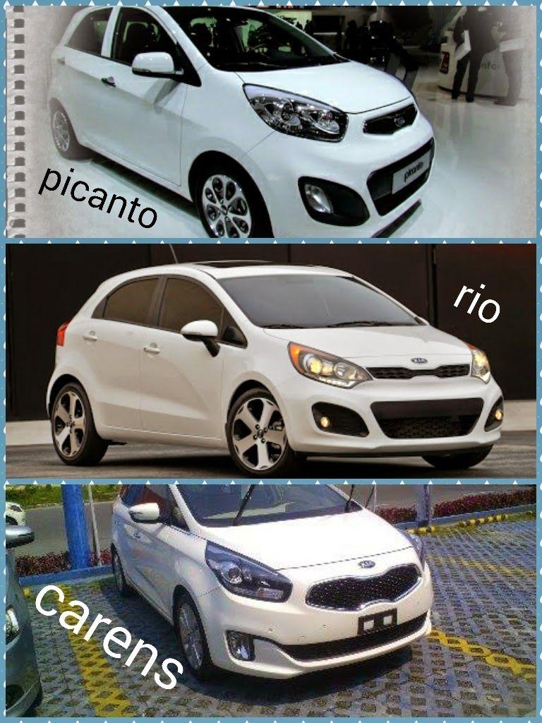 Check This Out Kia Picanto Rio Carens Vs Wigo Vios Mirage Kia