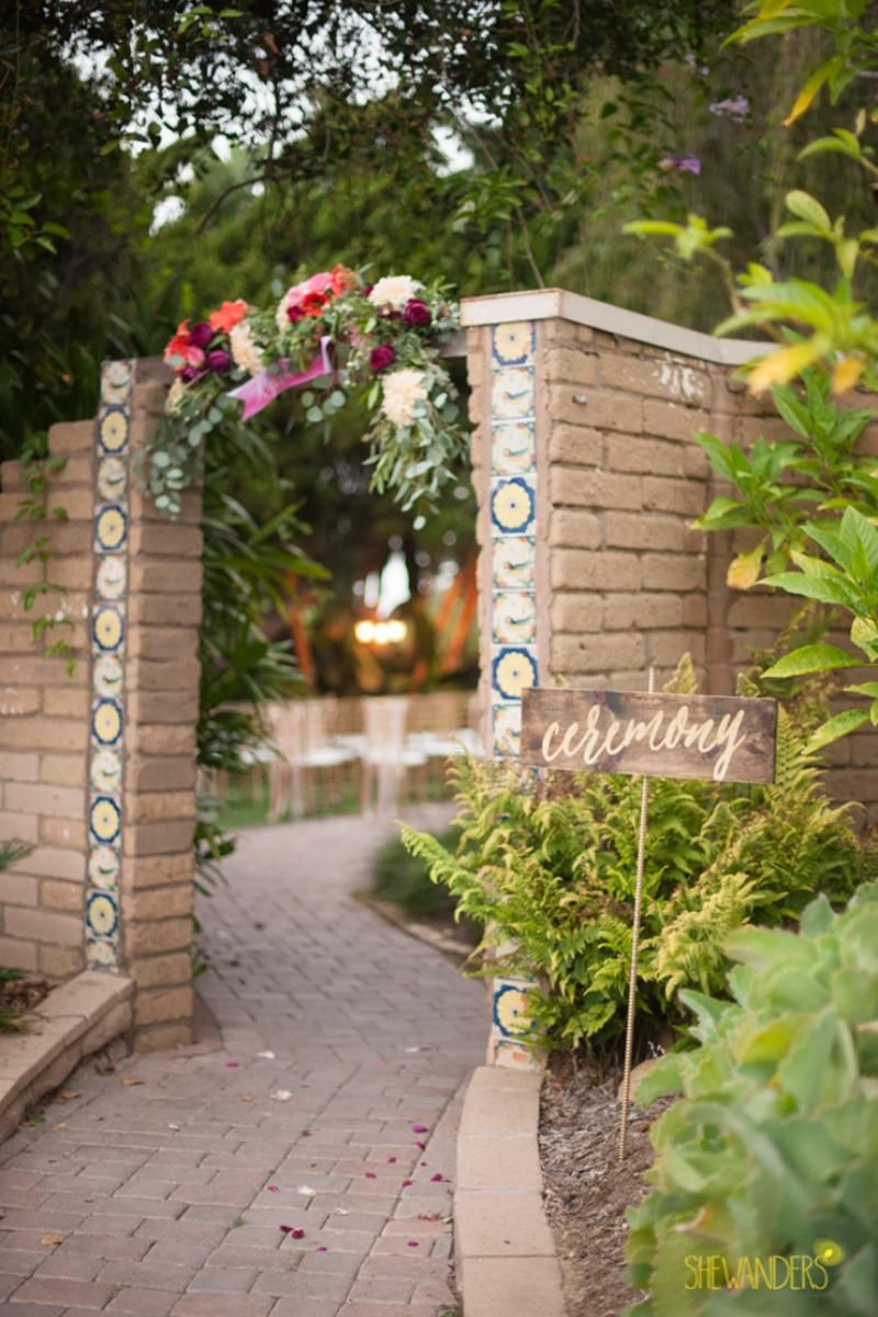 San Diego Botanic Garden Weddings
