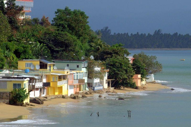Beach Houses Aguada Puerto Rico