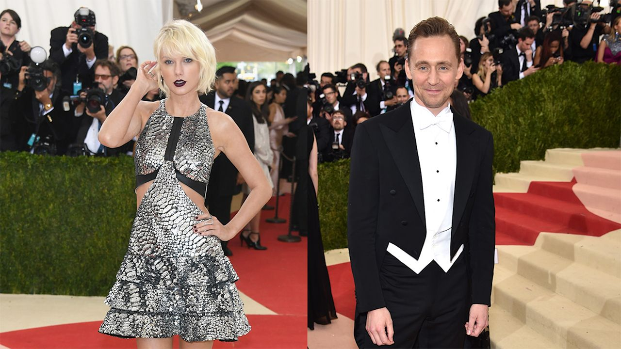 If there's one thing you need to see from last night's Met Gala, it's this epic dance battle between Taylor Swift and Tom Hiddleston!