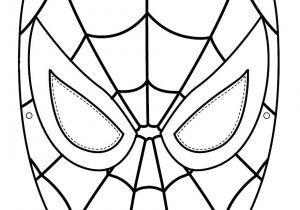 Uomo Ragno Da Colorare Per Bambini Con Disegni Di Spiderman Da