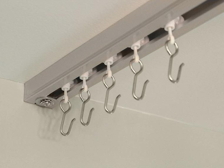 Roomdividersnow Ceiling Track Room Divider Kits For Spaces Up