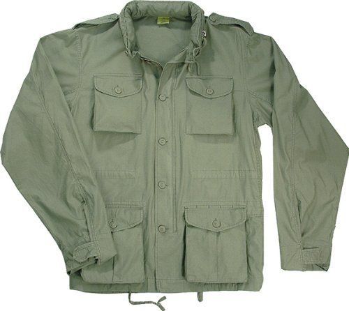 8731 Sage Lightweight Vintage M-65 Jacket Medium. From  Army Universe.  Price   52.99 4545459fff