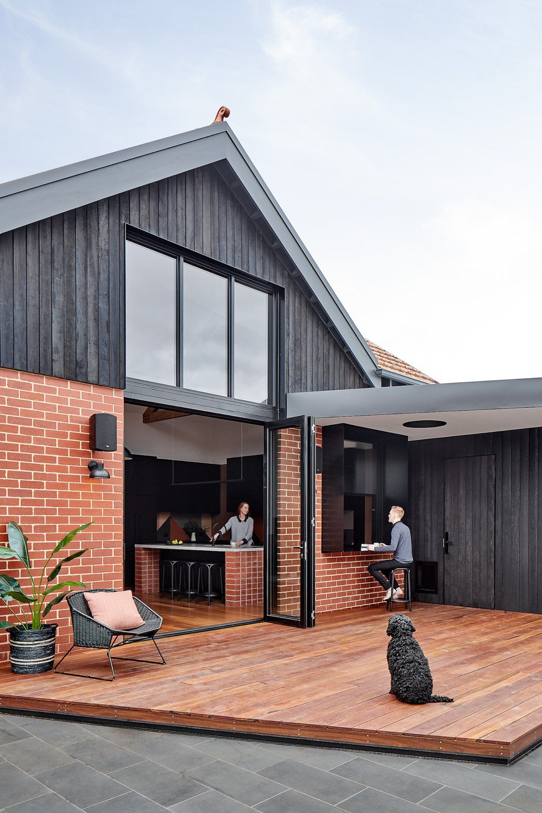 Photo 10 Of 11 In An Earthy Makeover Warms An Edwardian Home In Edwardian House Shiplap Cladding Architecture