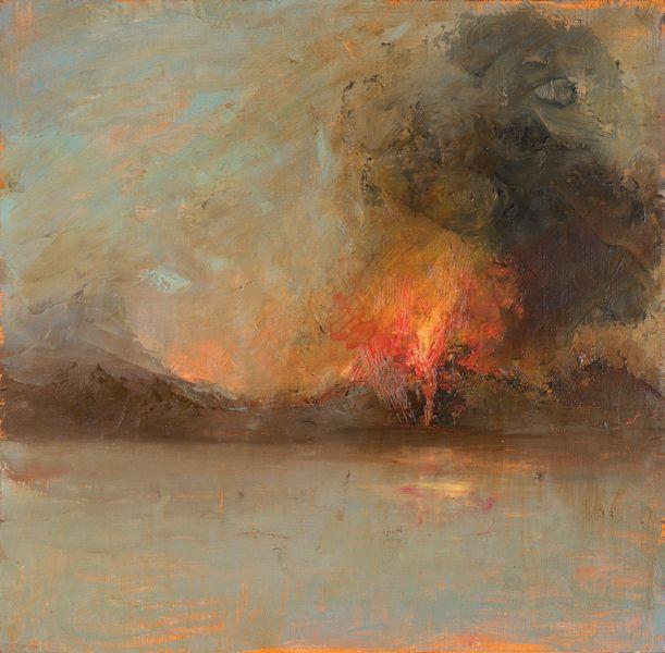 Alessandro Kokochinski, Napoli, oil on canvas, Modern and Contemporary Art sale 12 November