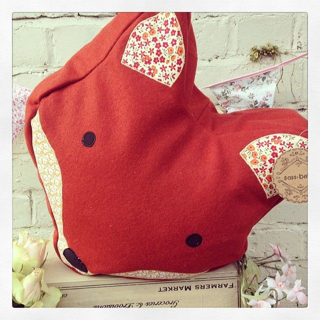 Beautiful Everyone From Children To Grown Ups Love The Friendly Paddy Fox Cushion  Paddy Is The Pictures Gallery