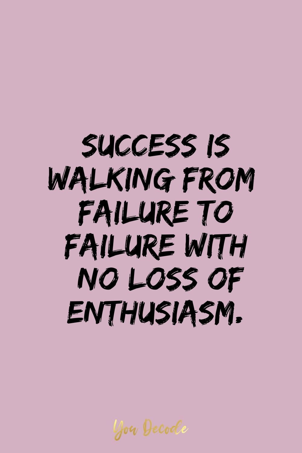 Success Quotes For Women | Motivational Quotes - You Decode