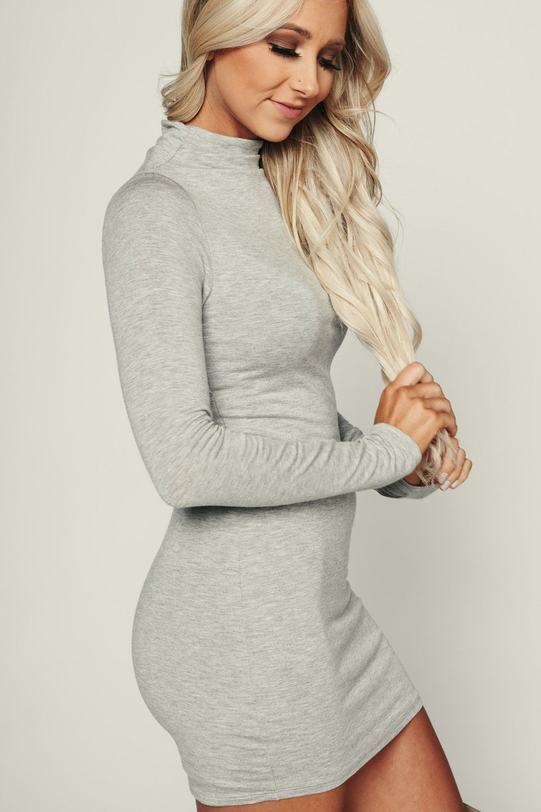 61be3f14c2 Long Lost Lover Dress (Heather Grey) in 2019 | New Additions | Lover ...