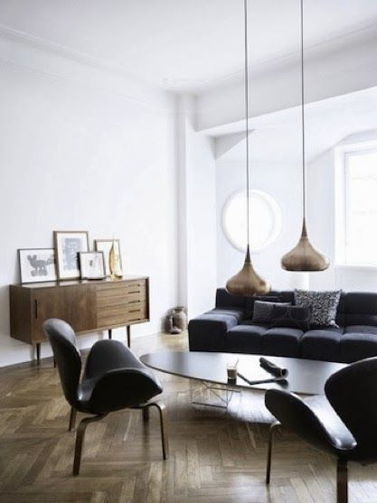 Erkunde Moderne Wohnzimmer, Haus Wohnzimmer Und Noch Mehr! Norse White  Scandinavian Design Blog: Parquet Flooring