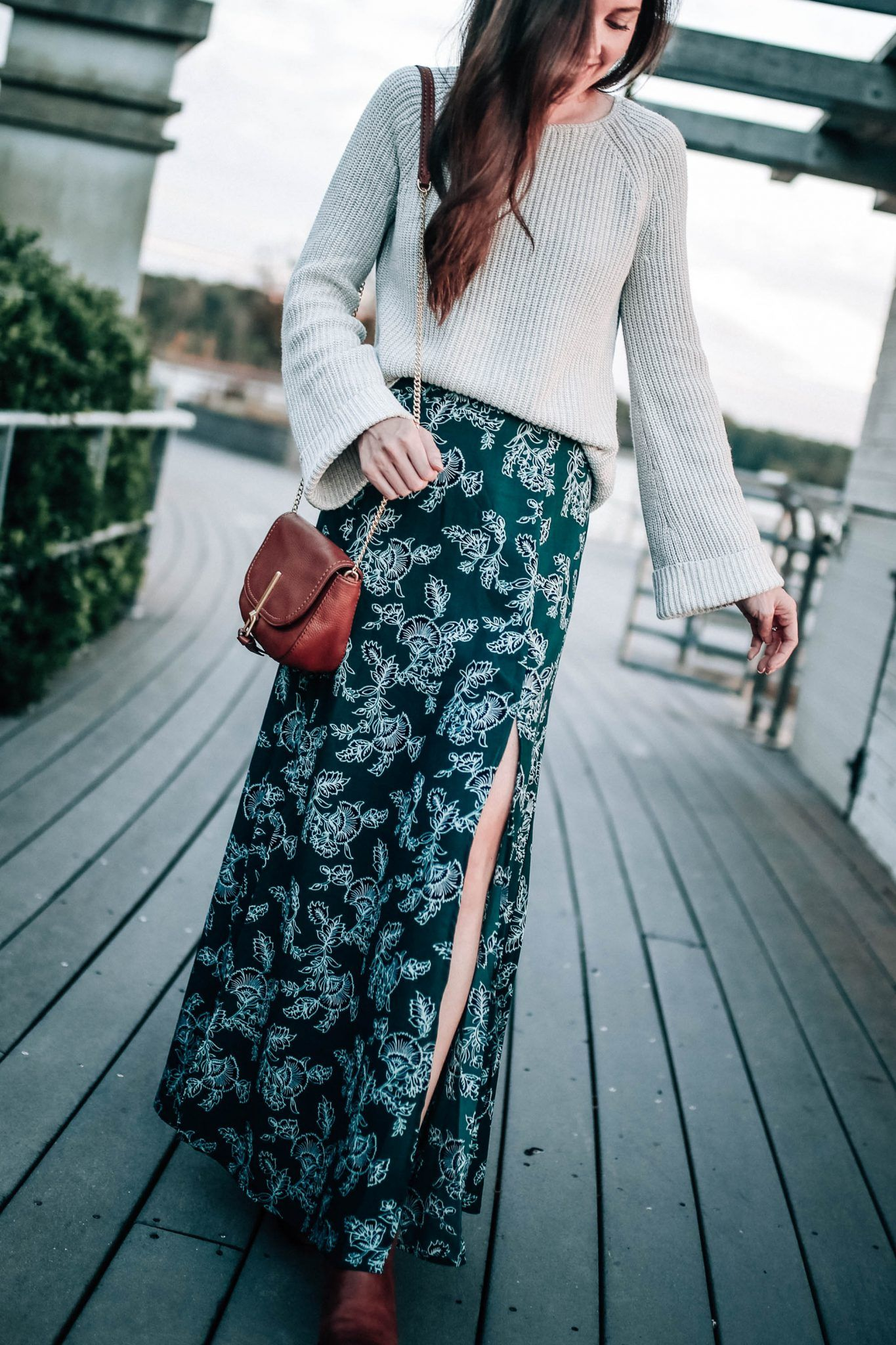 Maxi Skirt Under 40 Pretty In The Pines New York City Lifestyle Blog Maxi Dress Outfit Fall Sweater Maxi Dress Ribbed Maxi Dress [ 2048 x 1365 Pixel ]