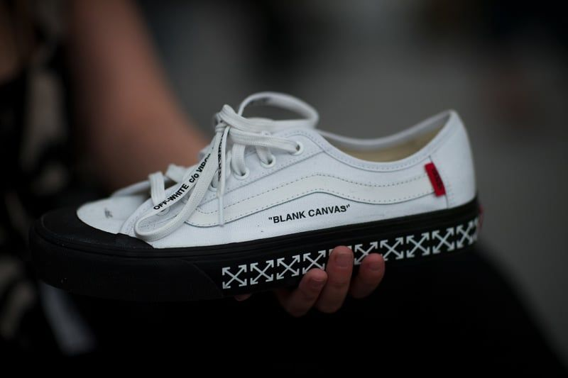 796ab13f26 Off-White x Vans Old Skool Release Date