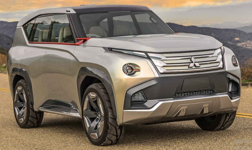 2019 Mitsubishi Montero Review Interior And Price