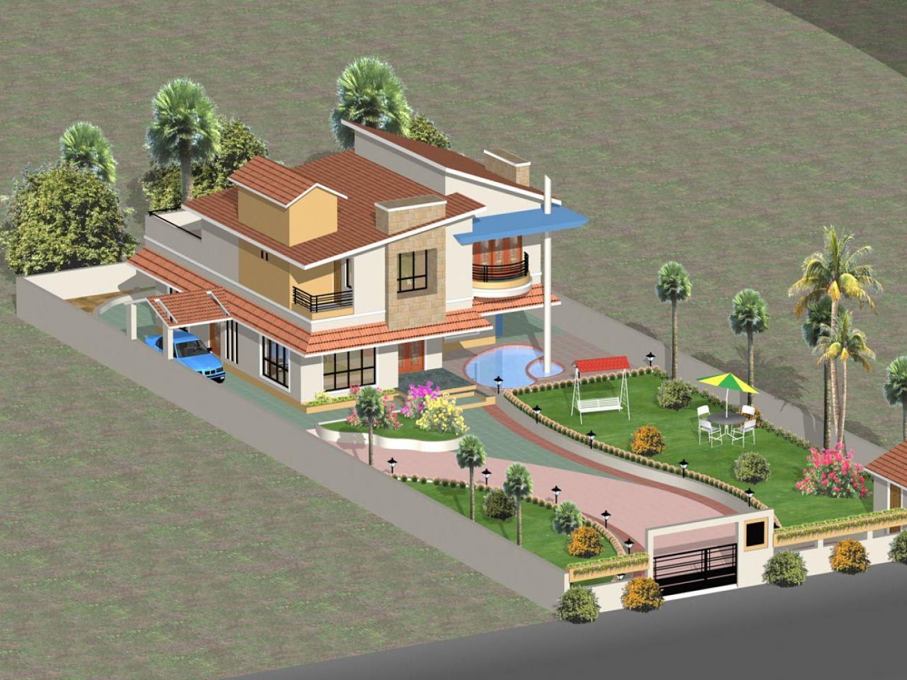 ICYMI: Big Bungalow House Plans India   hiqra   Pinterest   Bungalow ...