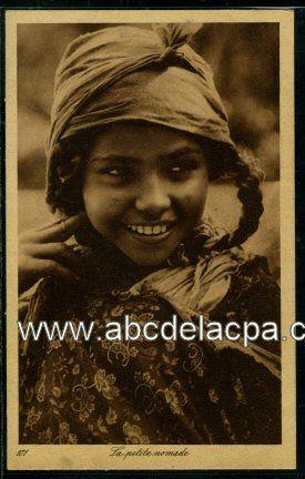Algerian Nomad