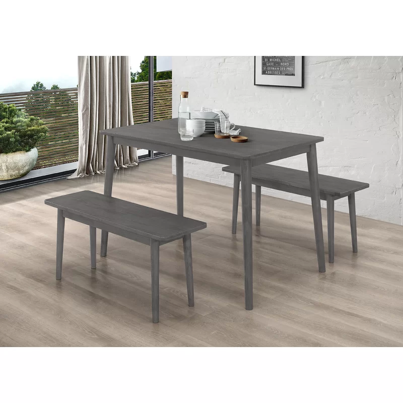 Biller 3 Piece Dining Set Furniture Quality Furniture Counter Height Dining Sets