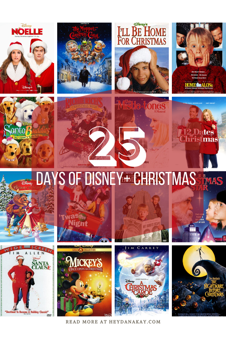 Disney Plus Christmas Movies Disney Christmas Movies Christmas Movies List Christmas Movies