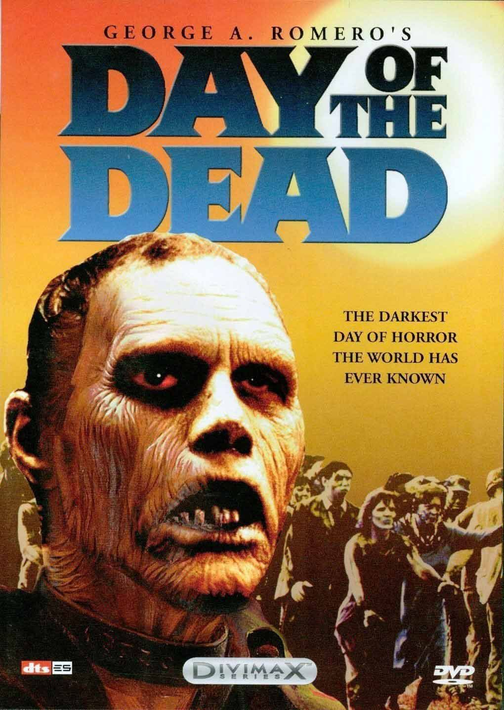 Day of the Dead (1985) Horror, Thriller, Drama, Action