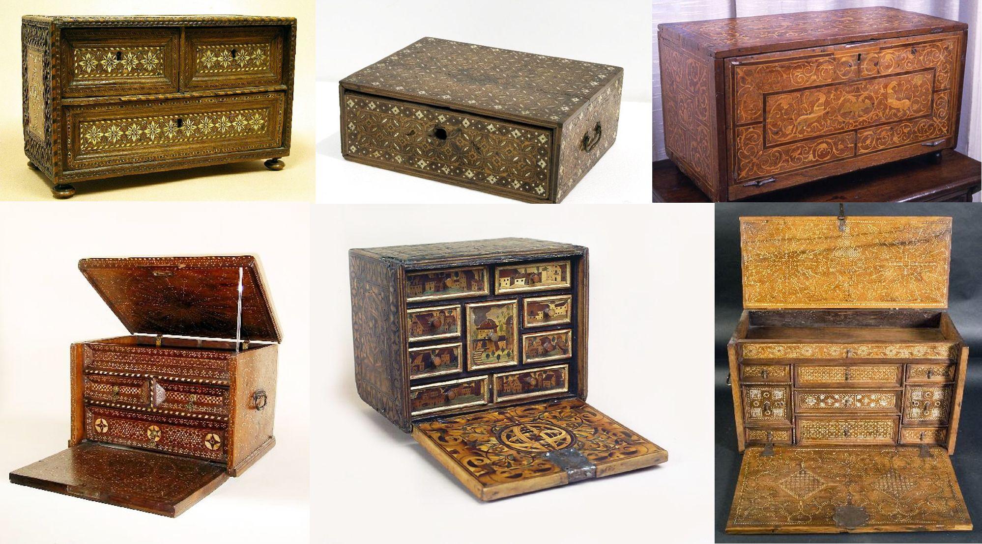 Mueble espa ol siglo xvii taller y medio gothic - El mueble es ...