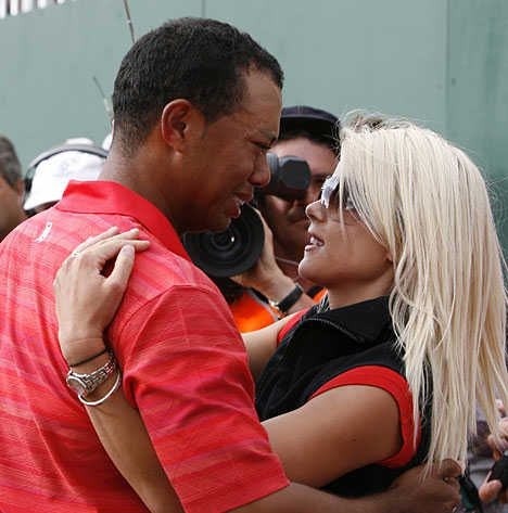 Tiger Woods Is Getting Back Together With Ex-Wife Elin