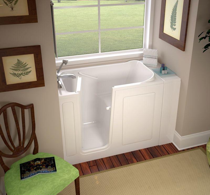 20 Ideen für kleines Bad Design - Platzsparende Badewanne | Wohnen ...