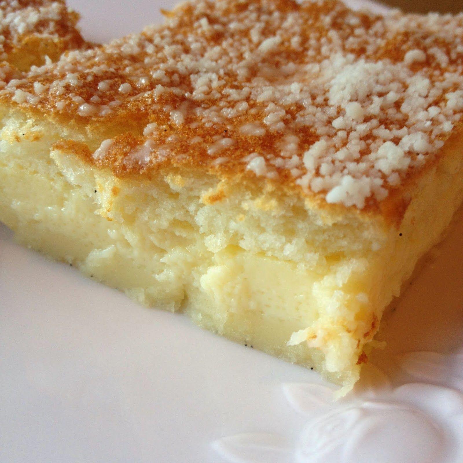 CrazyCatsMom: Magischer Pudding Kuchen