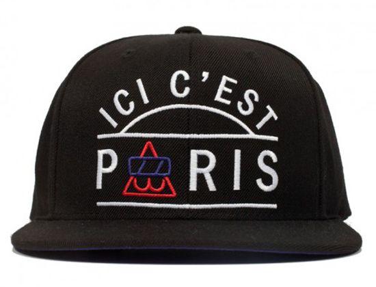 9c1049914e9 Ici c est Paris Snapback Cap Club75  snapback  snapbax