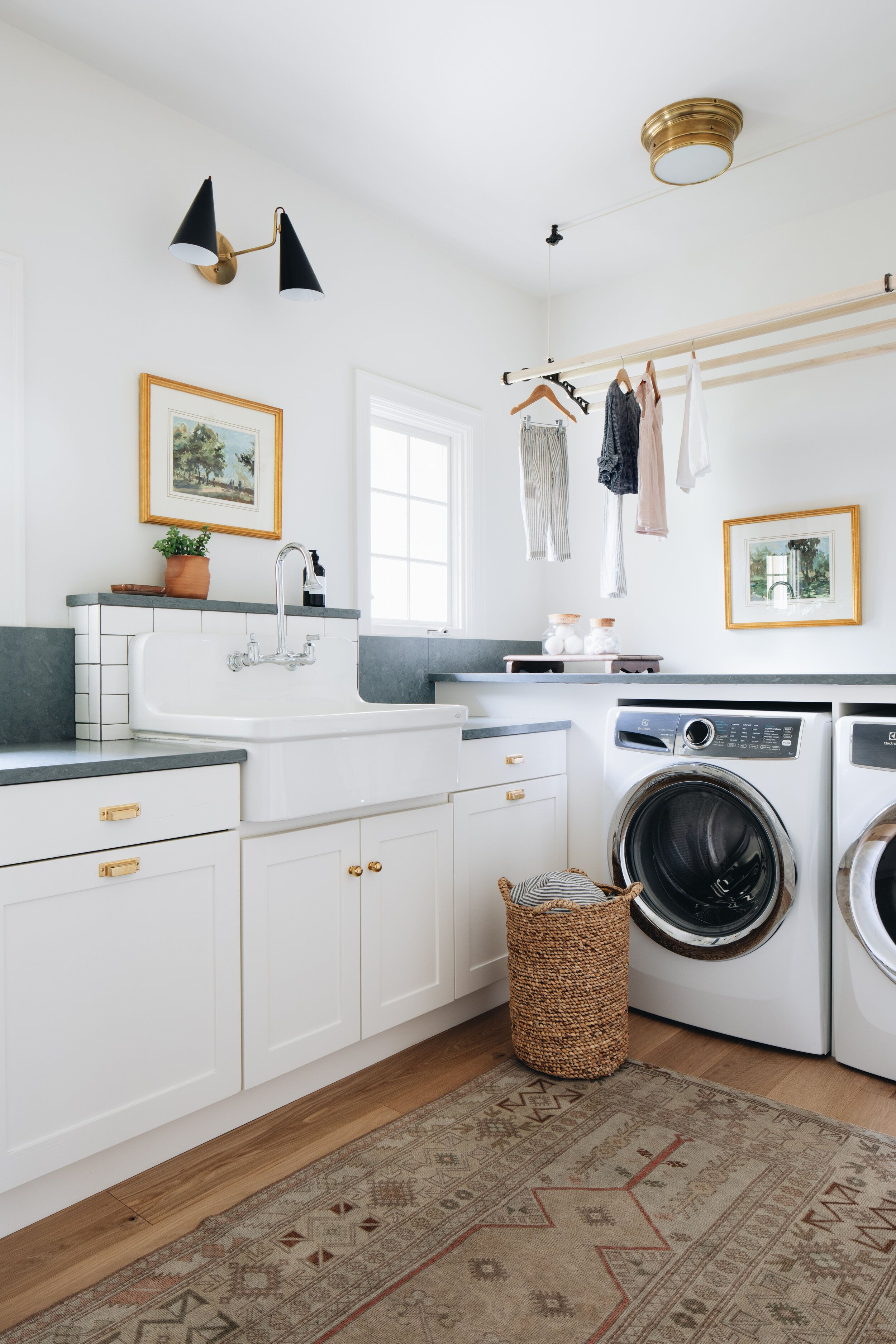 Jsd May 2019 045 Jpg In 2020 Classic Renovation Laundry Room Rugs Laundry Room Design