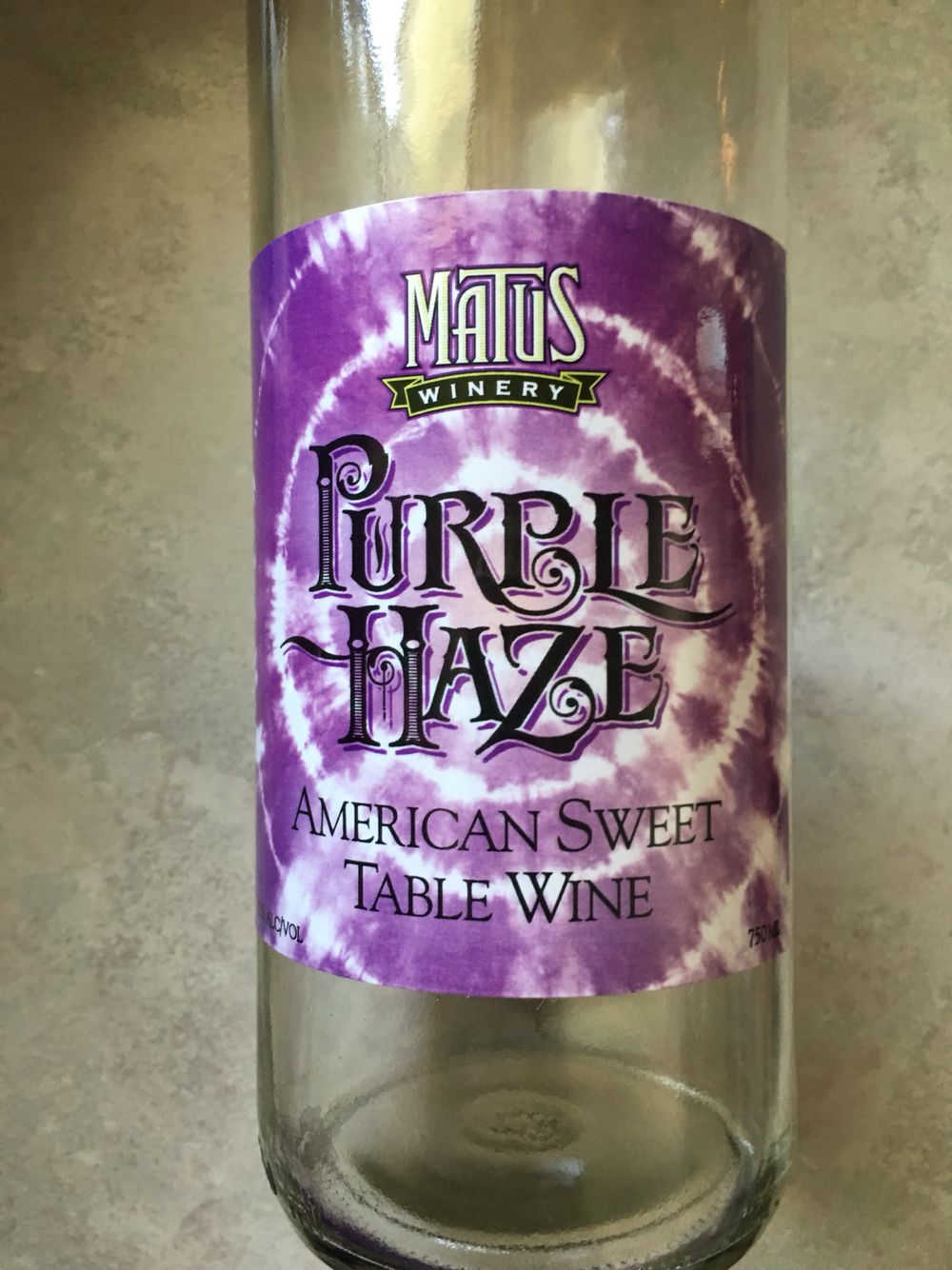 Matus Purple Haze