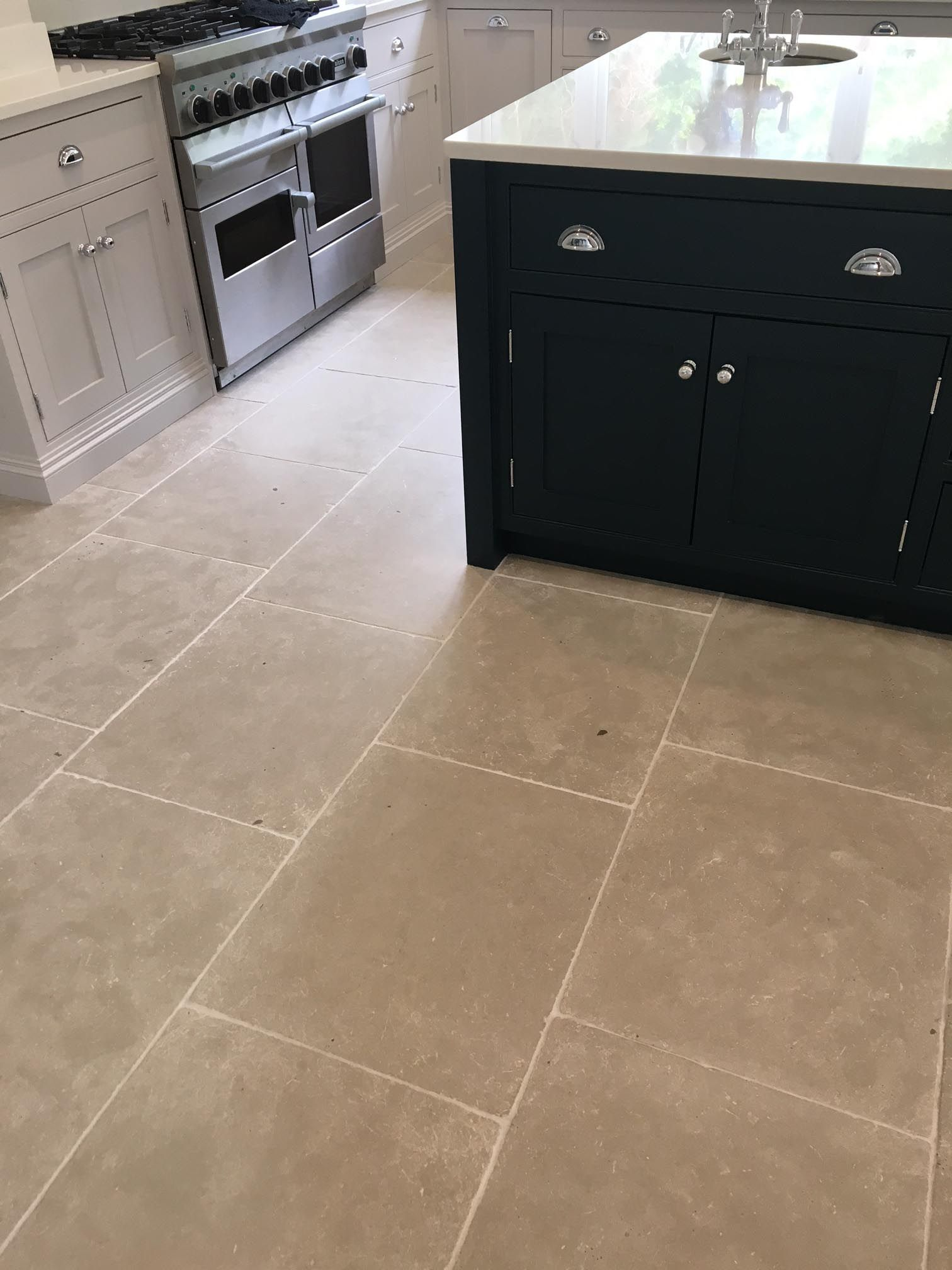 Rustic grey limestone floor tiles paris grey this grey flag a consistent light to medium grey stone with a hint of blue tone and cloudy appearance this is an antiqued tumbled natural flagstone dailygadgetfo Gallery