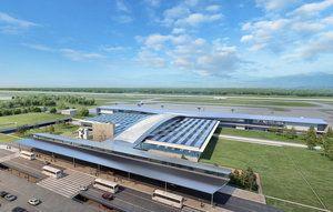Work Begins On Construction Of Palmerola International Airport In Honduras Airport Passenger International Airport