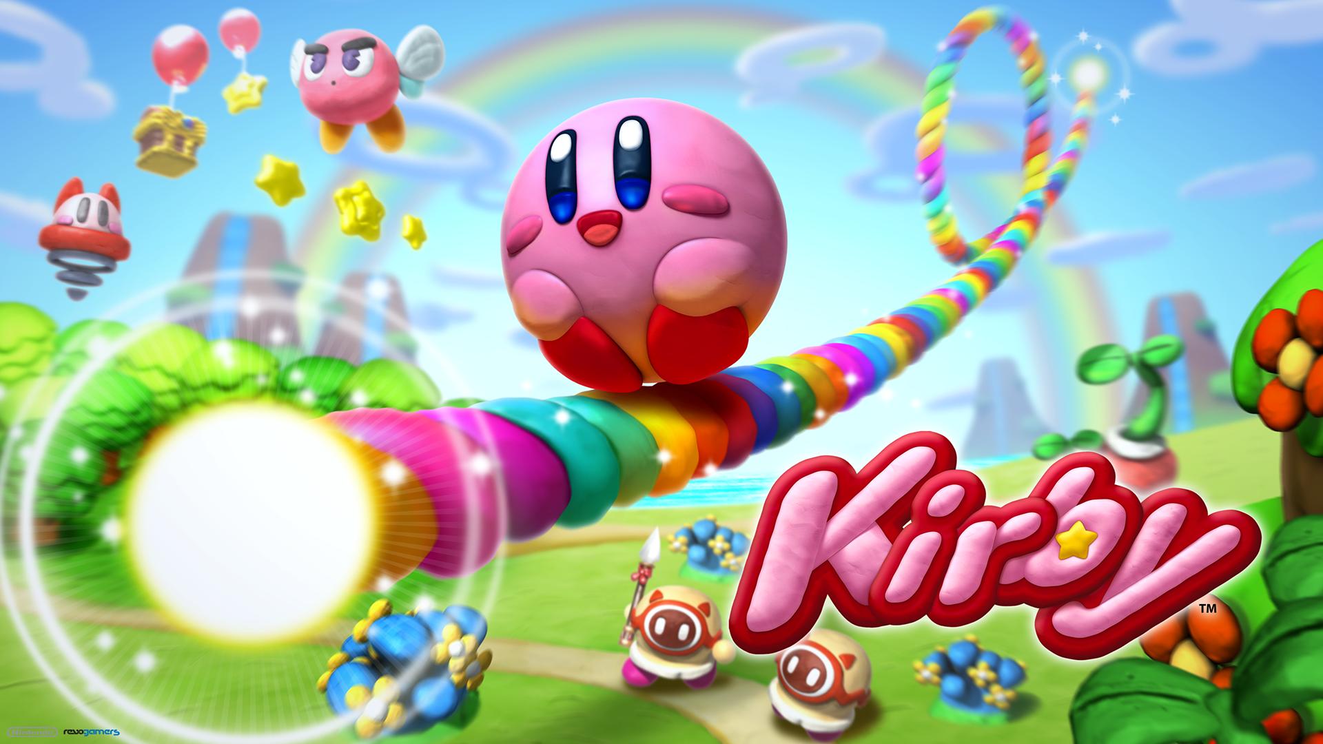 Kirby Canvas Curse Nintendo Kirby Kirby Games Wii U